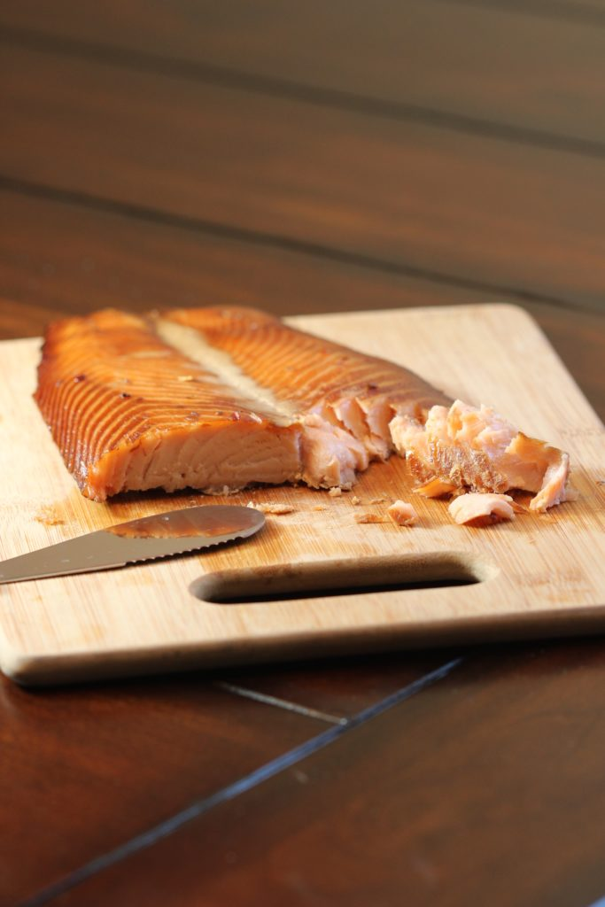 A great step by step on how to makeSmoked Salmon and Brine Recipe. You'll never need purchase store bought smoked salmon again! www.keviniscooking.com