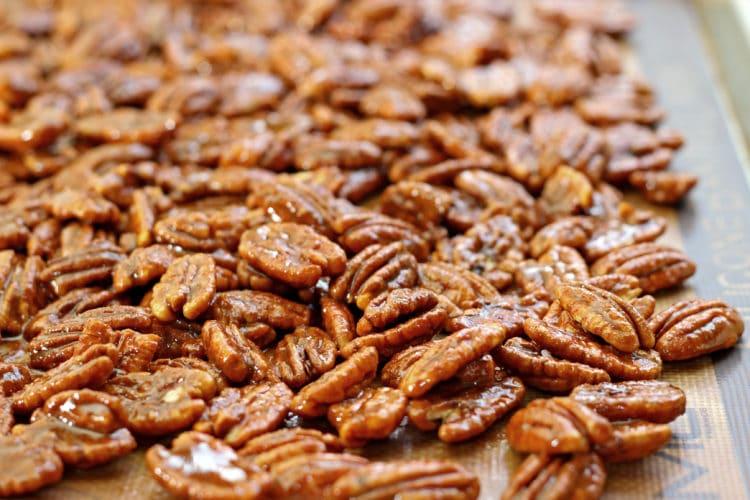 Spicy Pecan Snack1