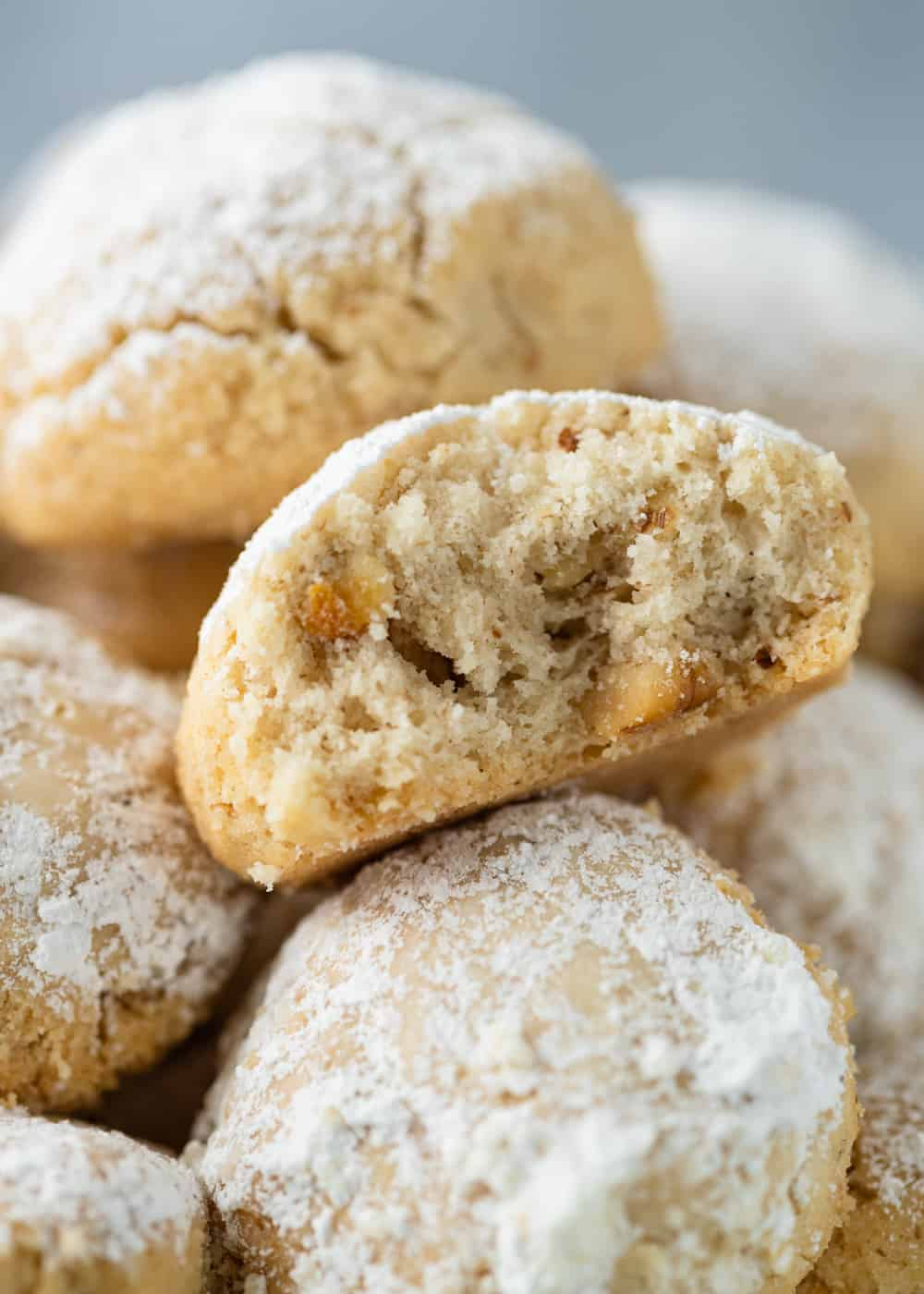 biten Mexican Wedding Cookies