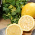 Steamed Lemon Chicken