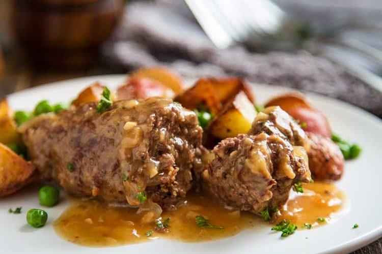 Mom's Savory Beef Roll Ups