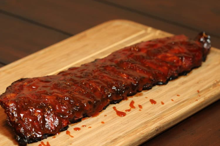 Barbecue Ribs On Grill The best bbq ribs1