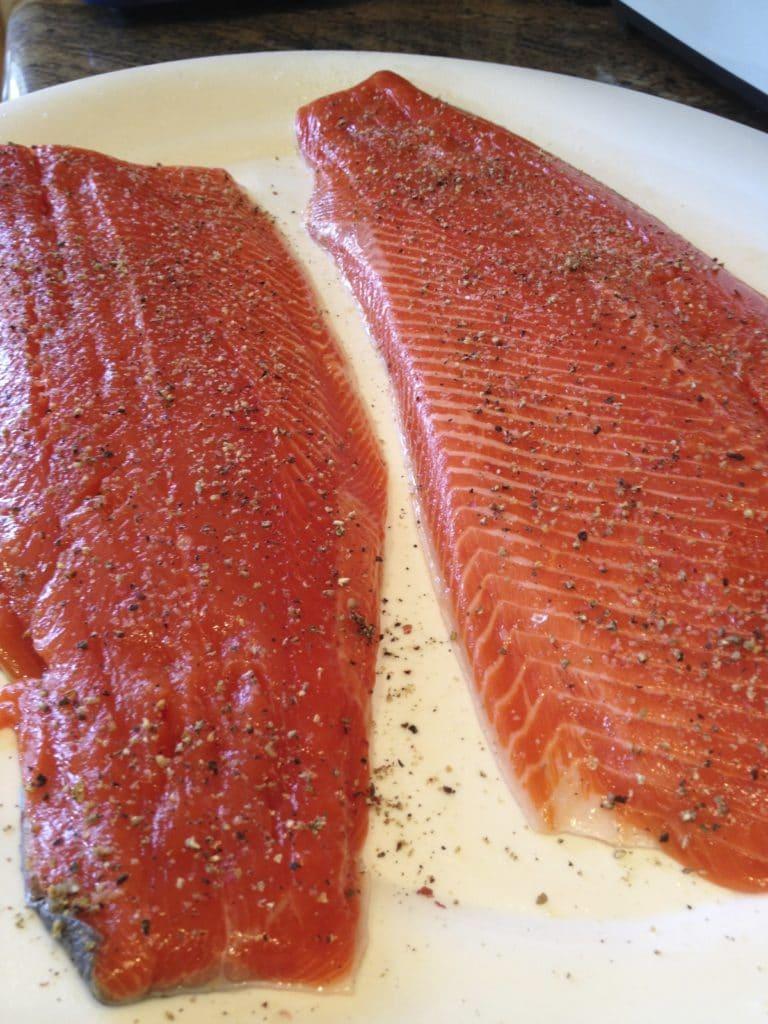Wild Sockeye Salmon Cooking Instructions