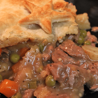 Flank Steak Pie