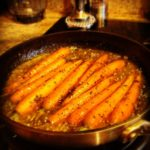 Glazed Mint Carrots