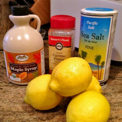 How to Master Cleanse