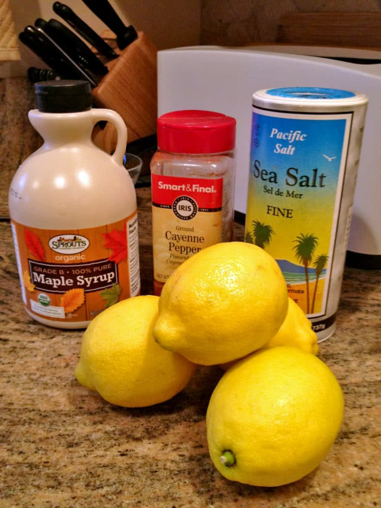 How To Master Cleanse Kevin Is Cooking