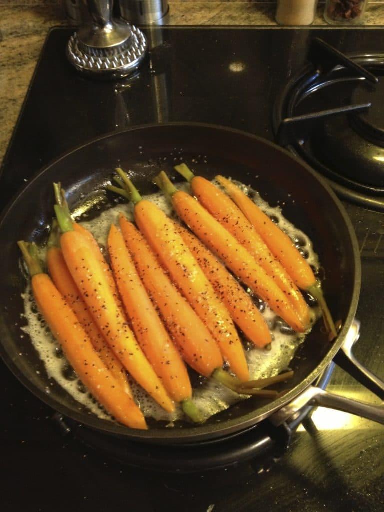sauteed-carrots