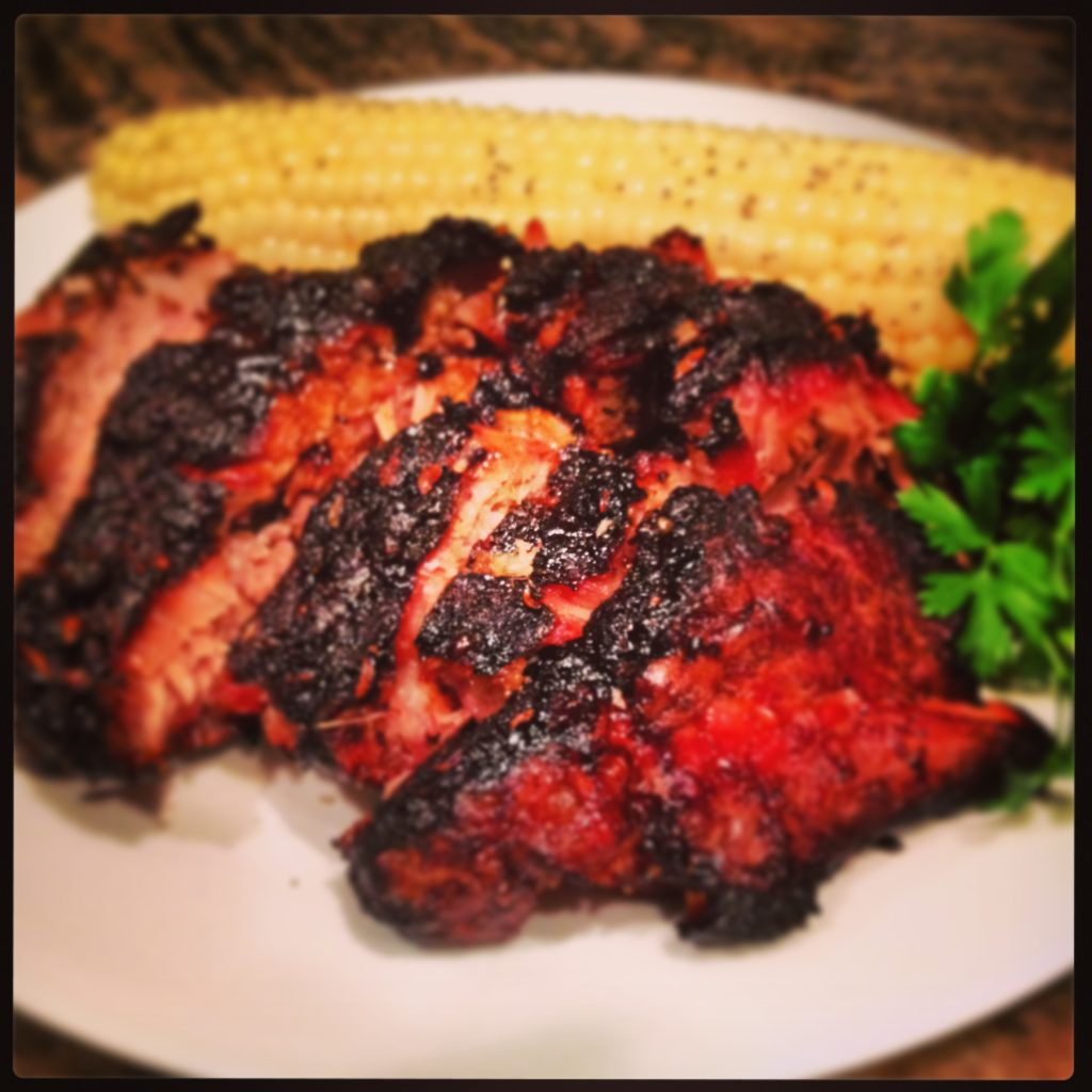 Dry Rub Pork Ribs. How To Cook Bbq Pork Spare Ribs On The Grill With ...