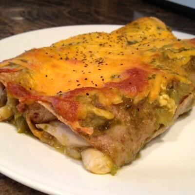Carnitas Enchiladas (or Tacos, Burritos)