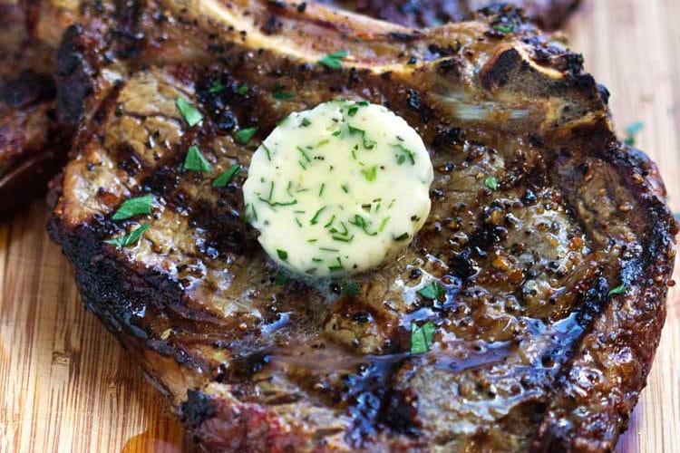 Perfect Rib Eye Steaks