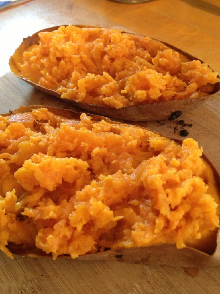 baked-fluffed-sweet-potatoes