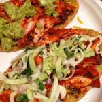 Yucatan Chicken Tostadas