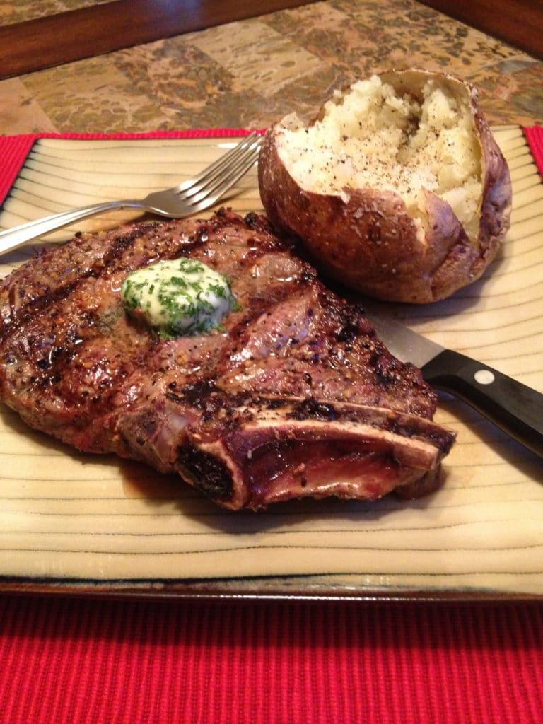 compound-butter-steak
