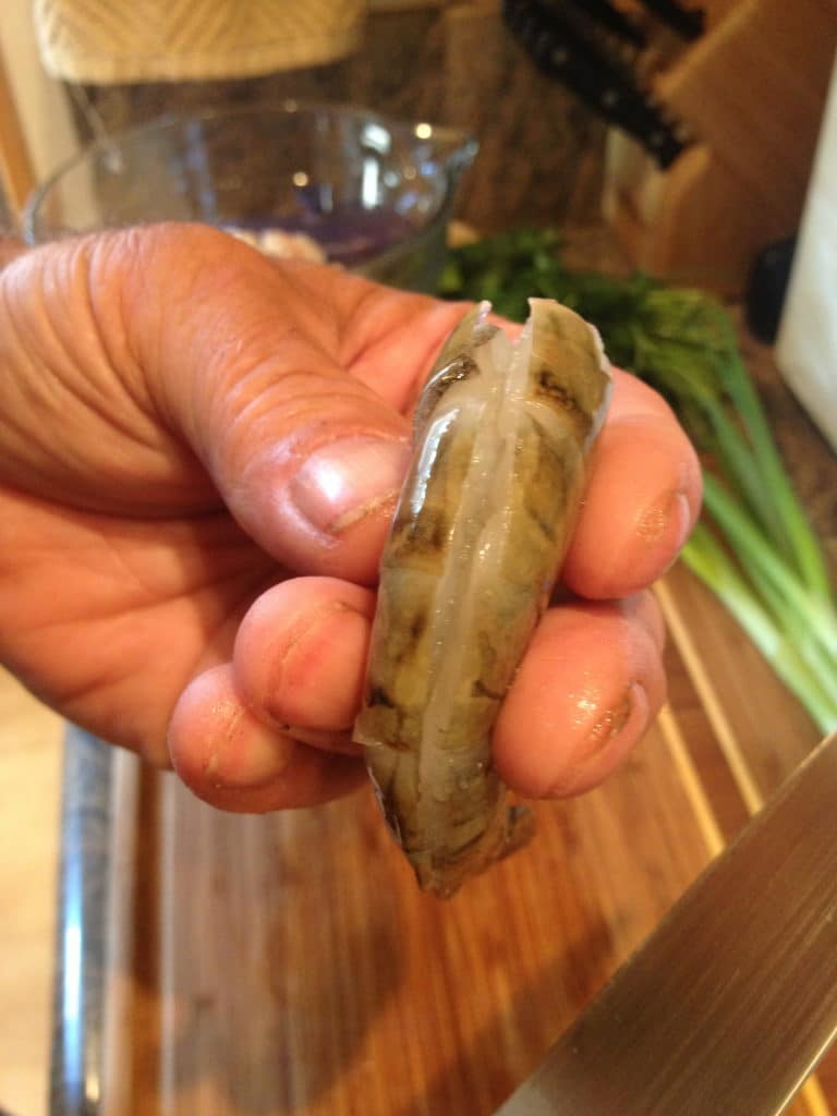 devein-shrimp
