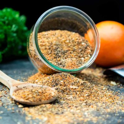 Copycat Montreal Seasoning Recipe