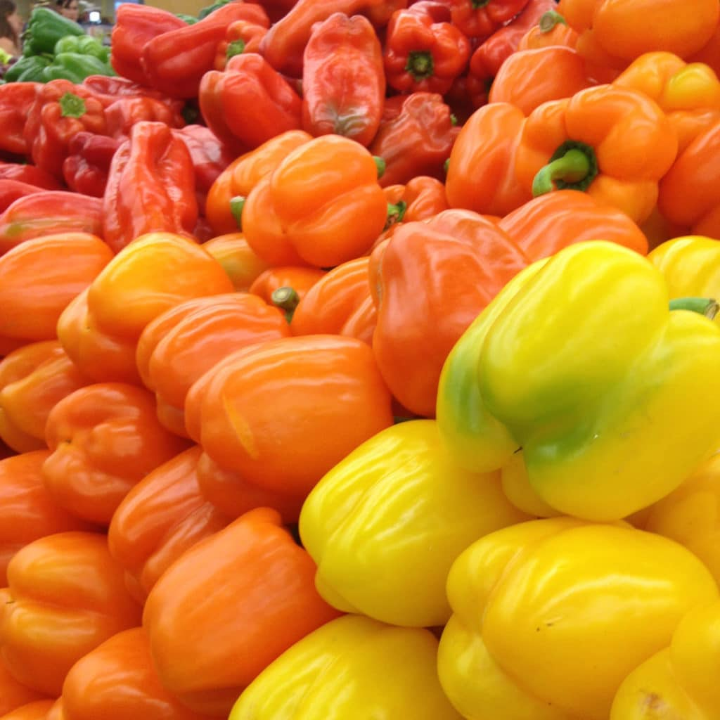 bell peppers feature