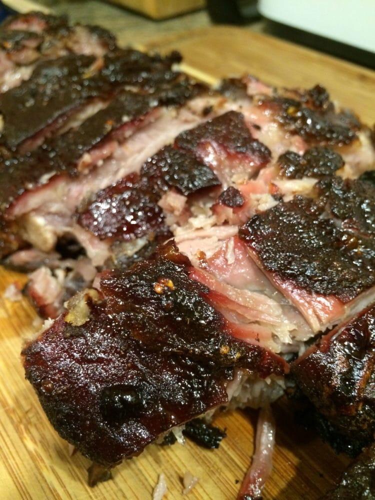 Jamaican Jerk Pork Ribs - keviniscooking.com