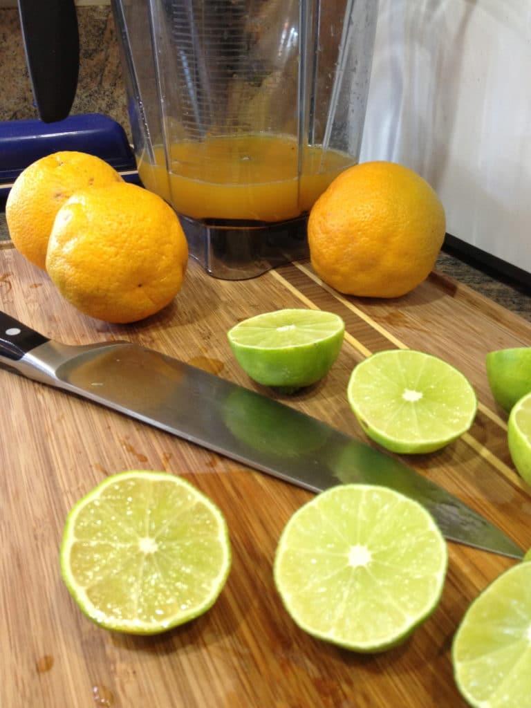 oranges-limes