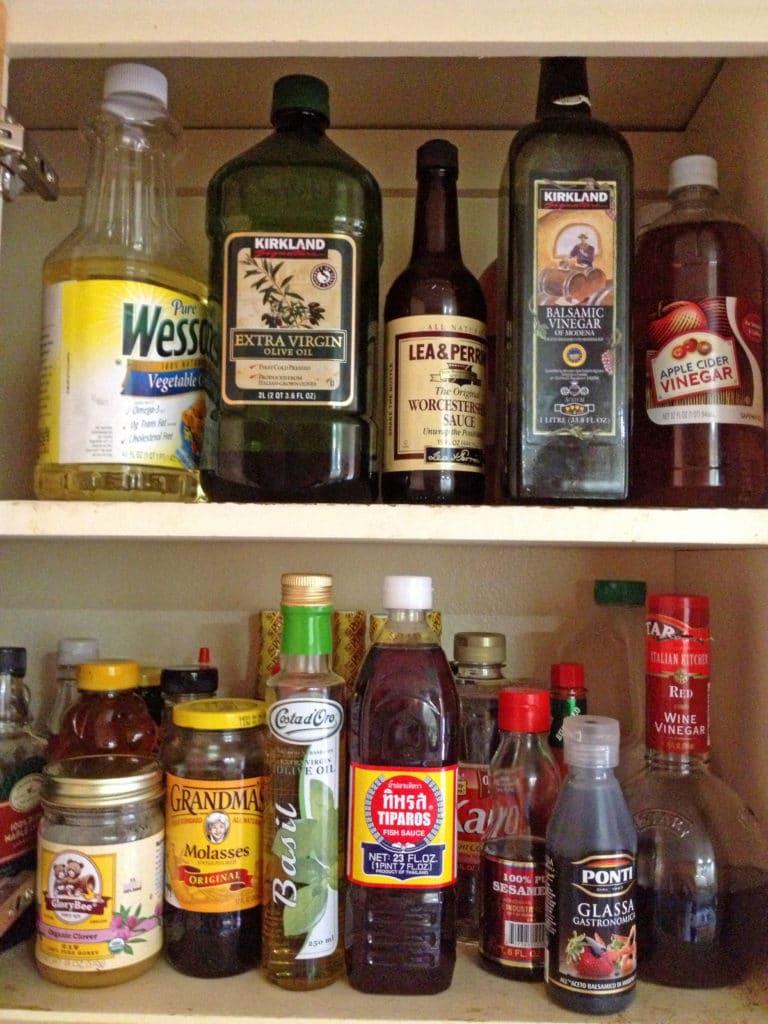 pantry liquids