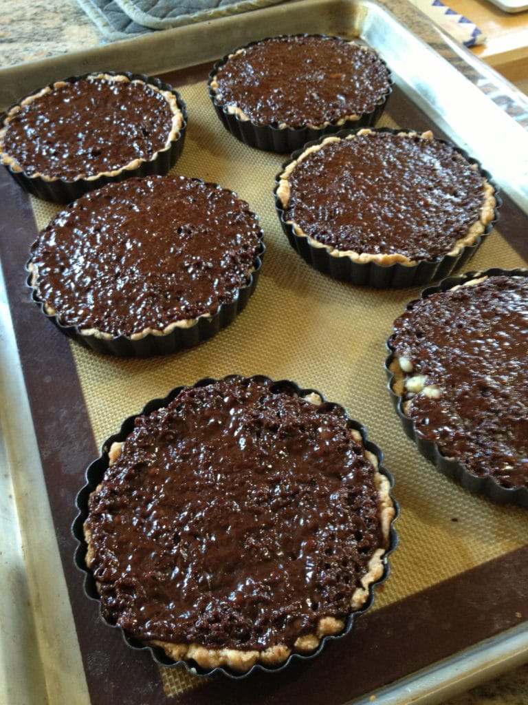 post bake tarts