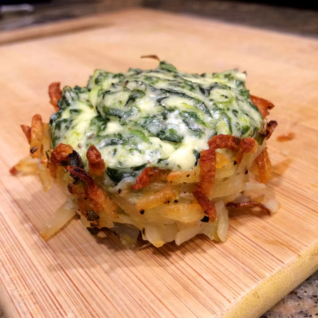 spinach nest feature