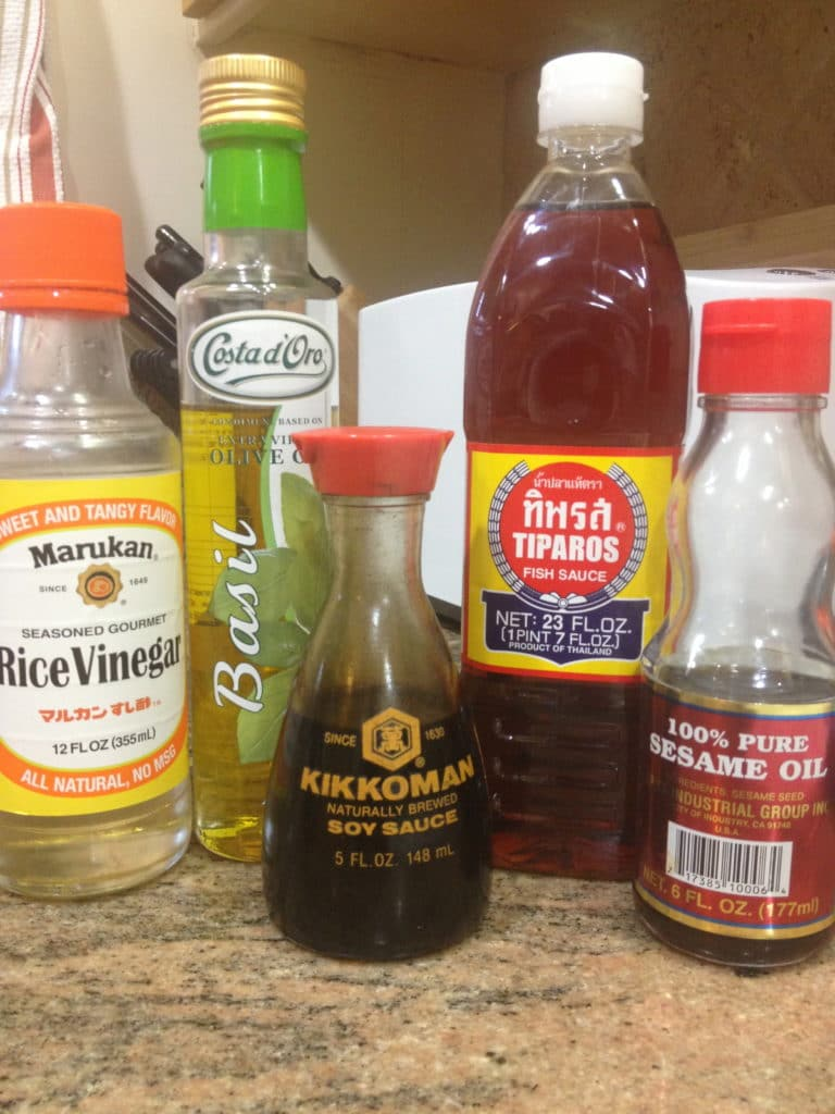 thai dressing mix