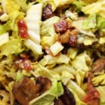 Wilted Cabbage Salad