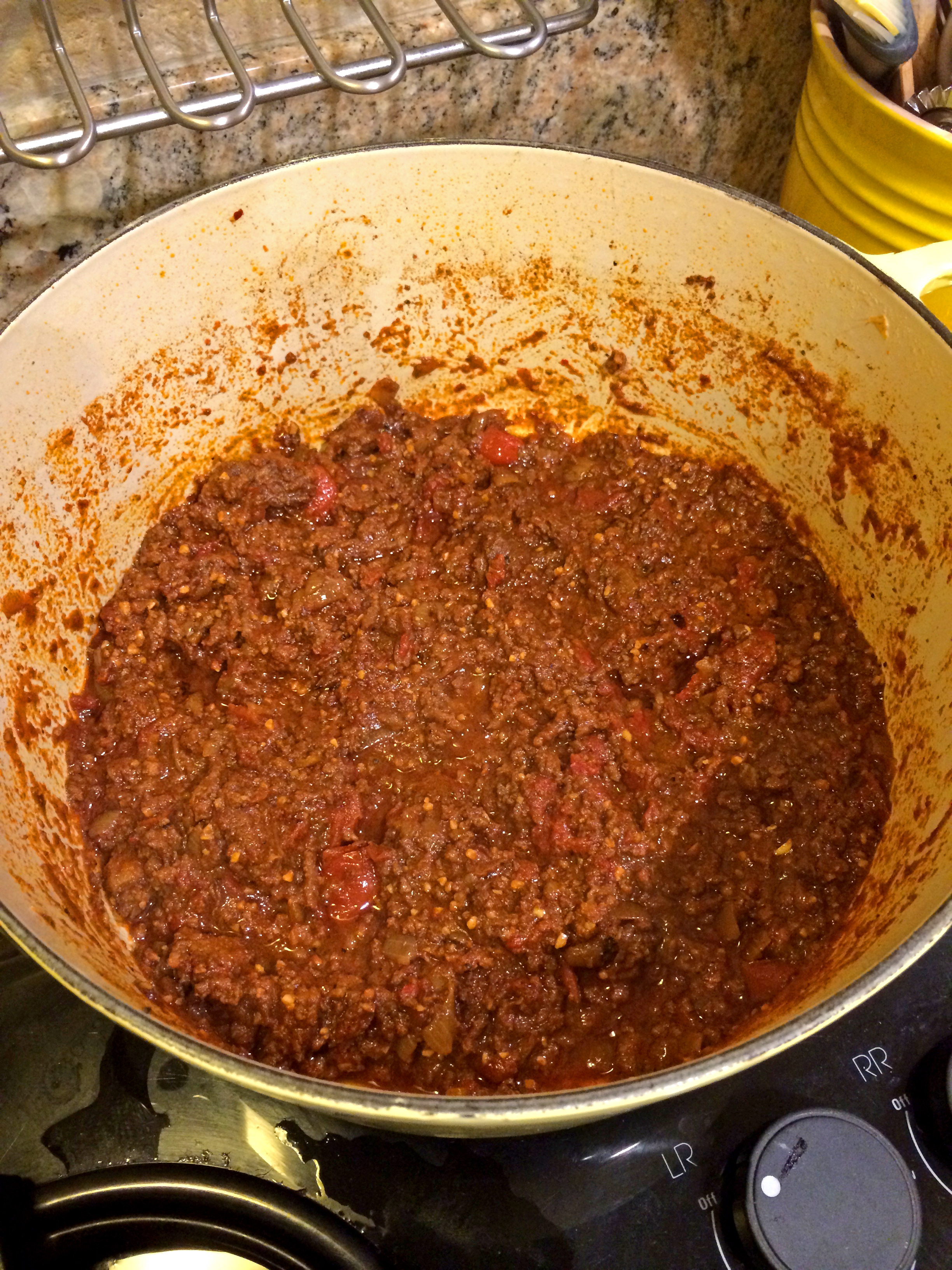 Dave's 5 Alarm Chili - Kevin Is Cooking