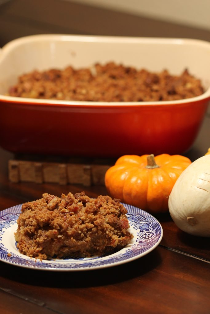 Sweet Potatoes with Bacon Pecan Streusel8