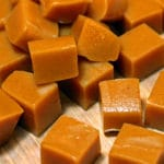 Cinnamon Apple Caramels