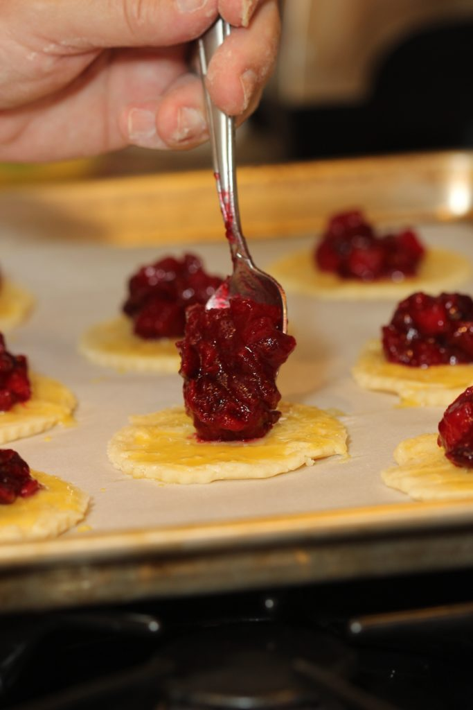 Cranberry, Apple, Ginger Hand Pies2