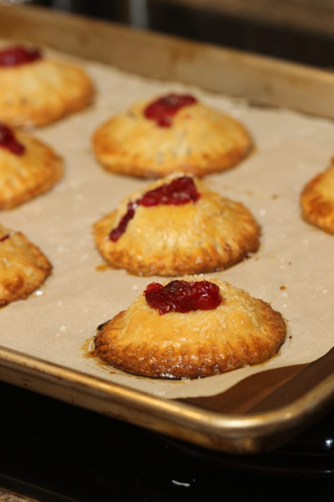 Cranberry, Apple, Ginger Hand Pies5