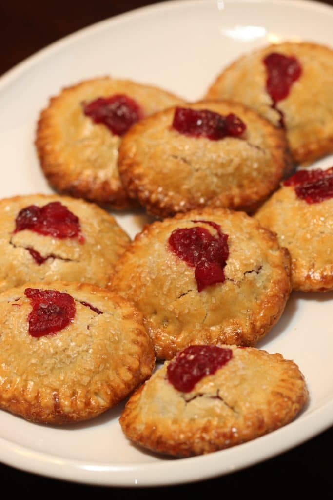 Cranberry, Apple, Ginger Hand Pies6