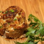 Individual Mini Meatloaf