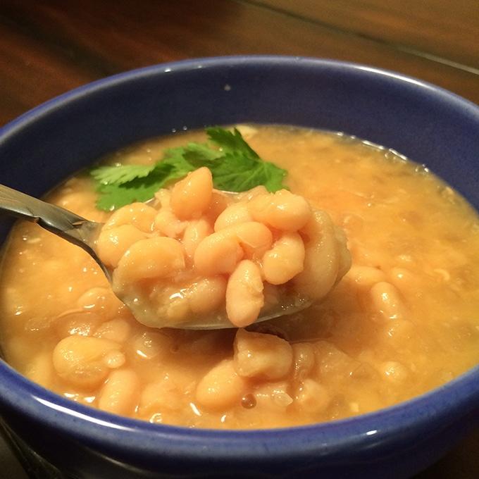 Mom's Navy White Beans1