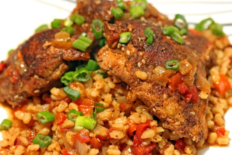 Moroccan Smothered Chicken and Barley5