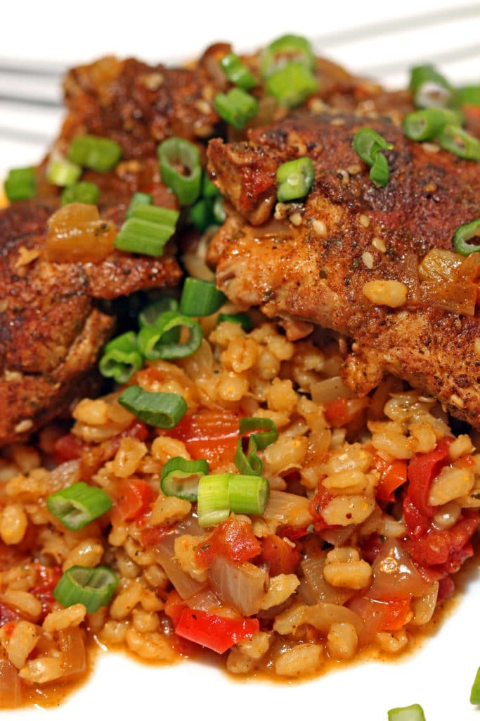 Moroccan Smothered Chicken and Barley6