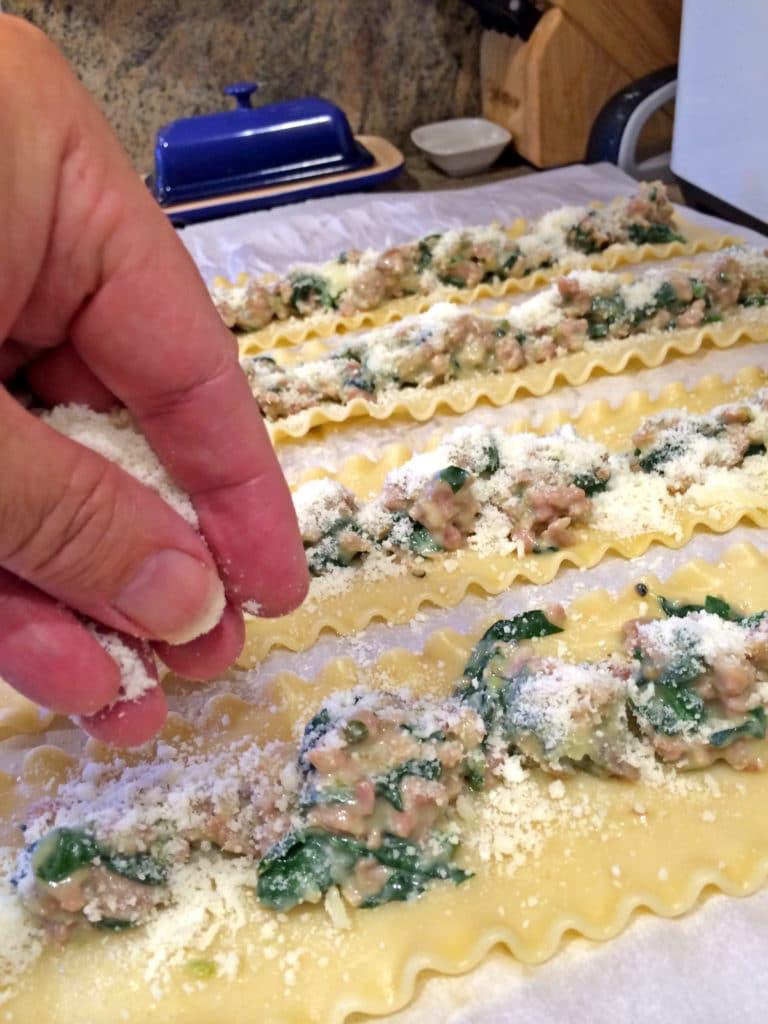 Stuffed Lasagna Roll-ups9