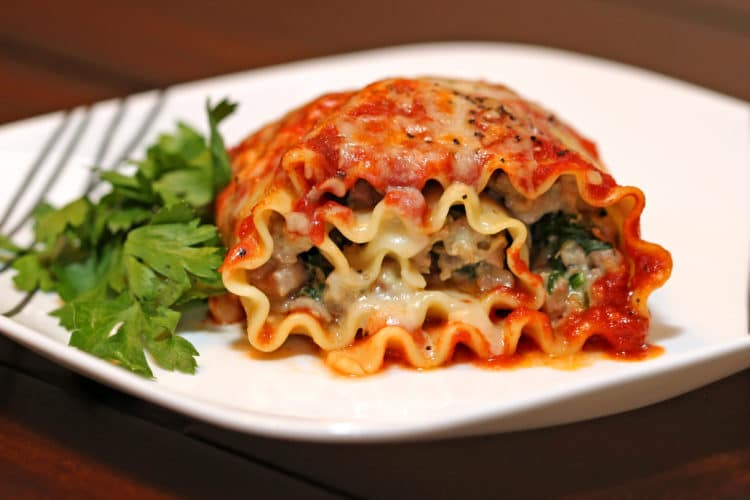 Stuffed Lasagna Roll-upsFeature1