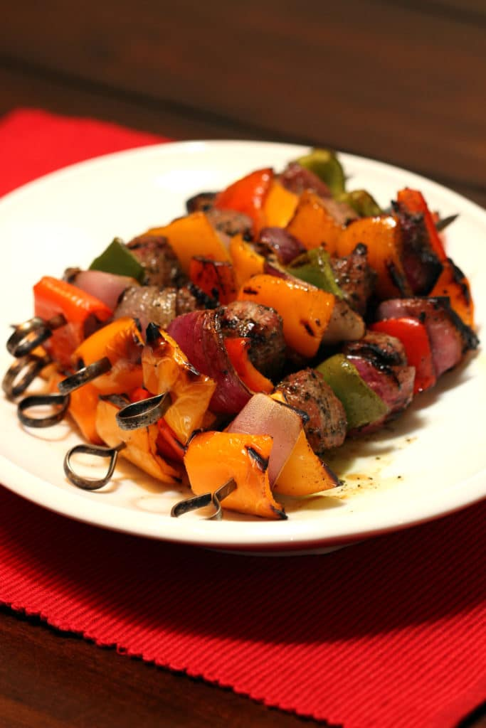 honey mint lamb kabobs7