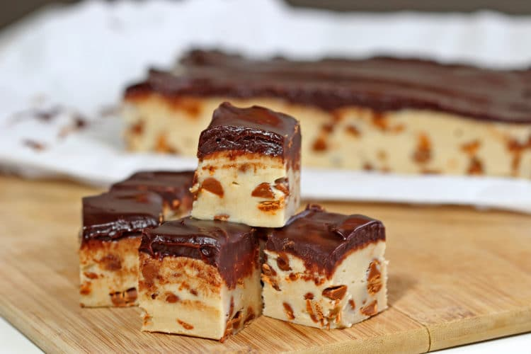 Cinnamon Chip Cookie Dough Bars2