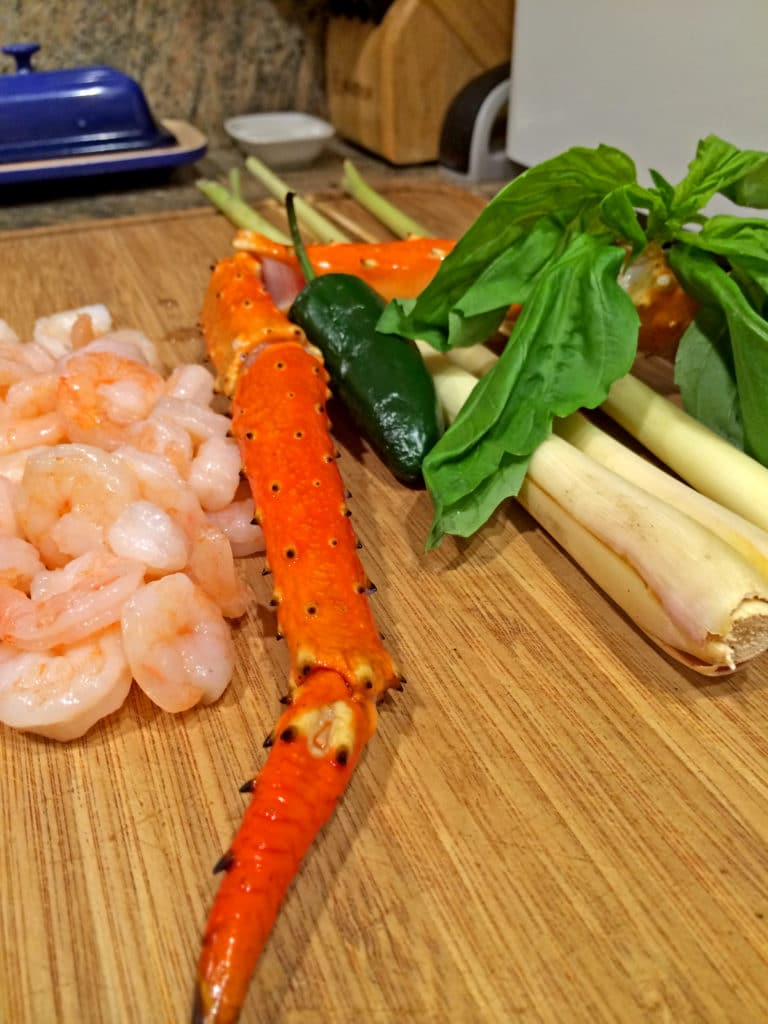 Crab Coconut Thai Soup2