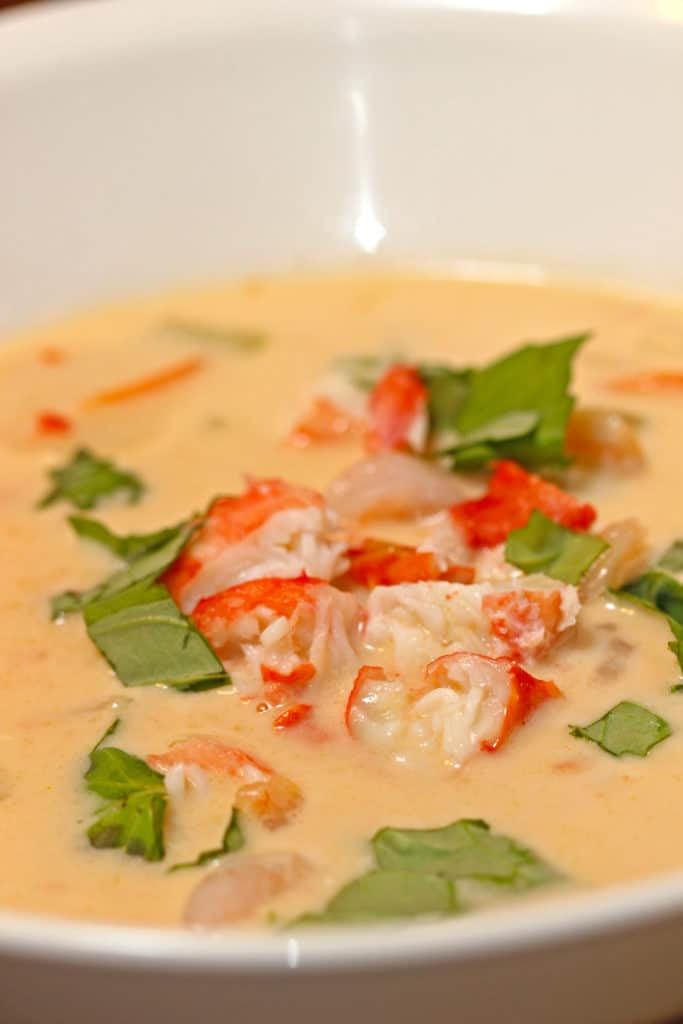 Crab Coconut Thai Soup4