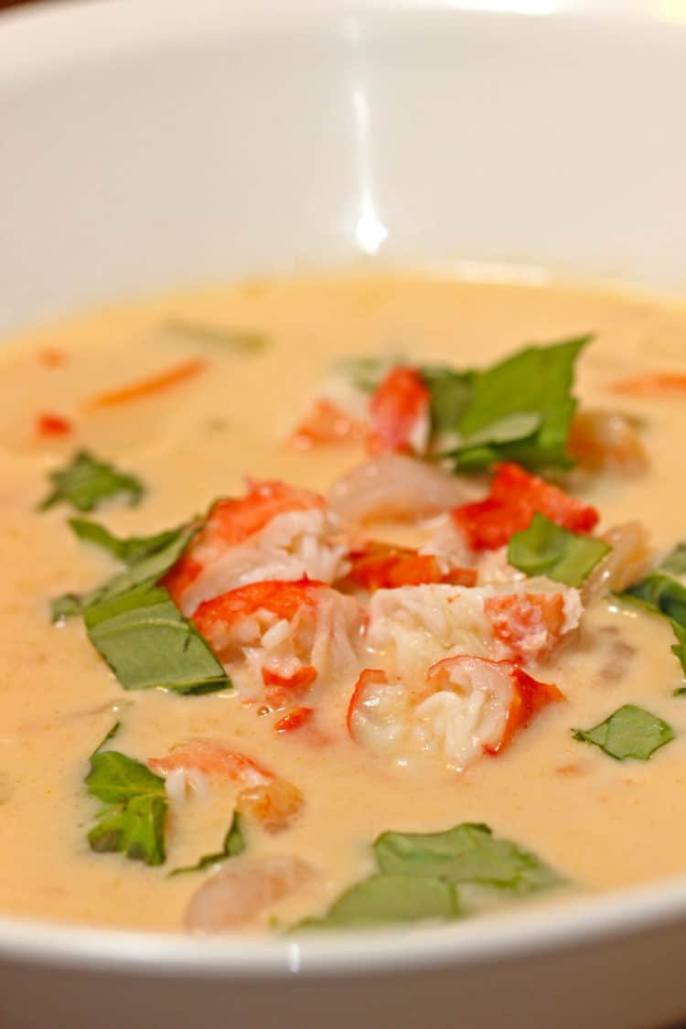 pad thai soup thai spiced watermelon soup with crabmeat thai spiced ...