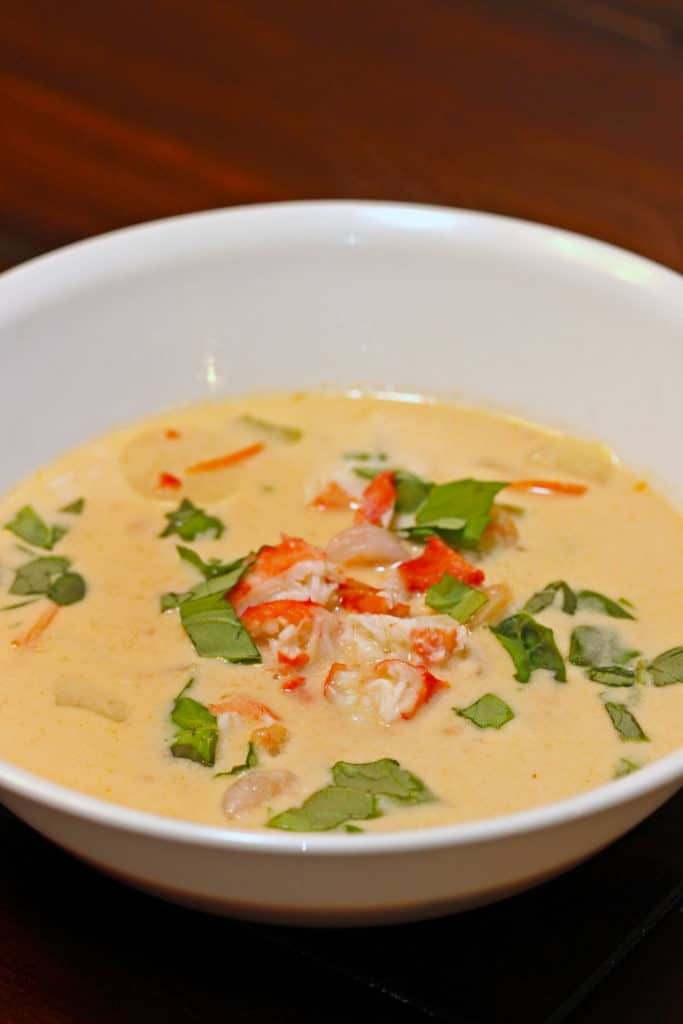 Crab Coconut Thai Soup6