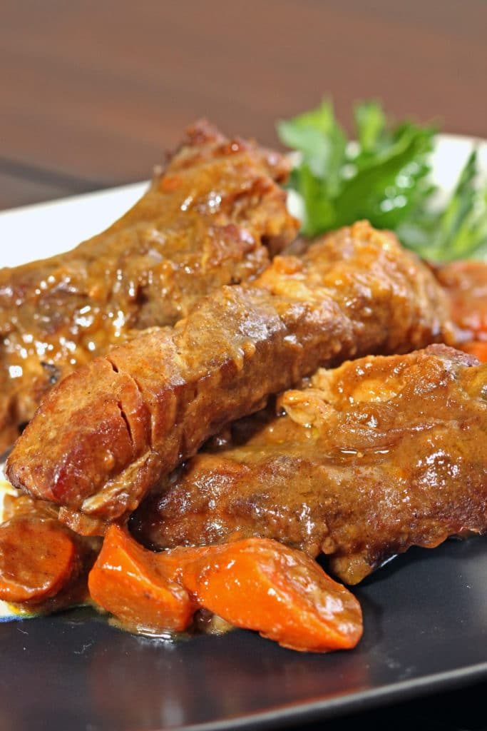 Curried Pork Ribs3