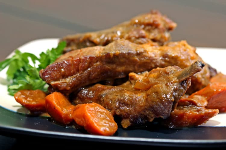 Curried Pork Ribs4