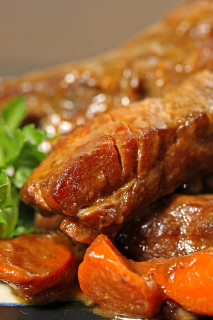 Curried Pork Ribs5