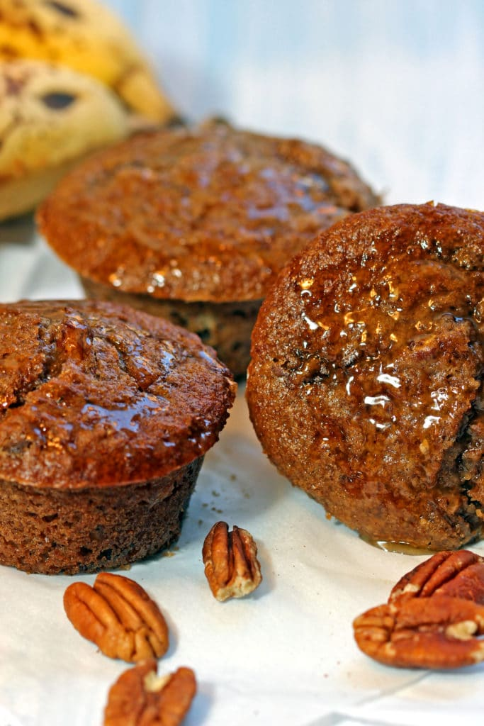 Maple Banana Bran Muffins4